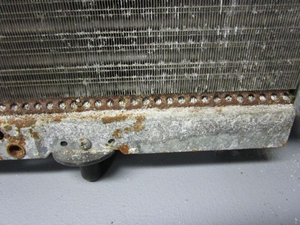 Kühler Wasserkühler CITROEN JUMPER BUS (230P) 2.5 D