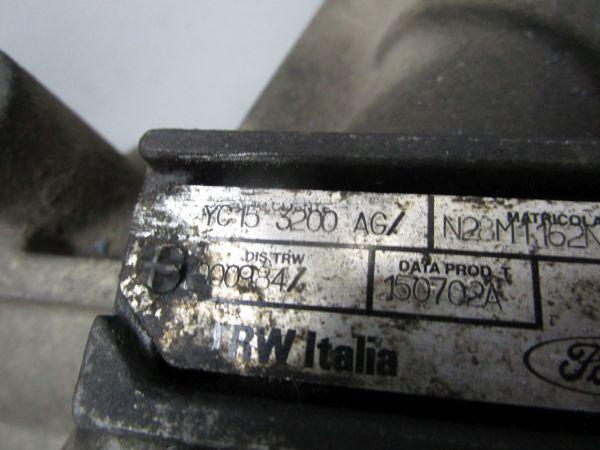 Lenkgetriebe Servolenkung FORD TRANSIT KASTEN (FA_ _) 2.4 DI