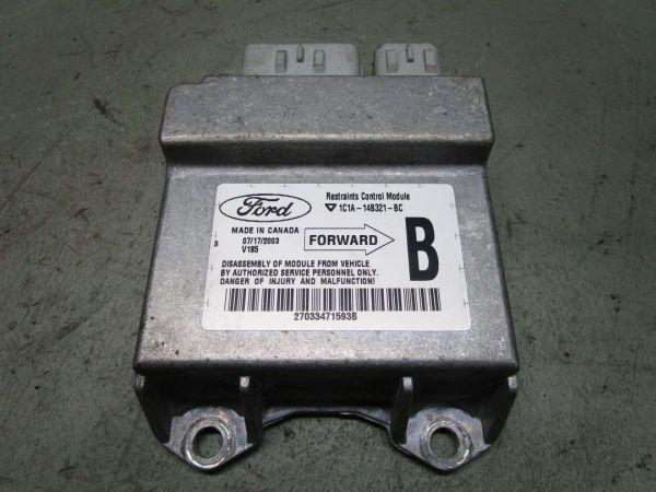 Steuergerät Airbag Airbagsteuergerät FORD TRANSIT KASTEN (FA) 2.0 DI