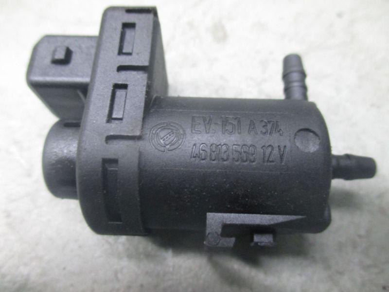 Magnetventil Unterdruckventil DruckwandlerFIAT DOBLO CARGO (223) 1.9 JTD