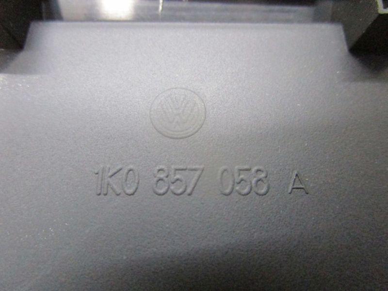 Ablagekasten RadioschachtVW CADDY III 3 2K 03-10