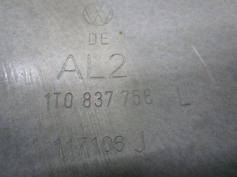 Fensterheber rechts manuellVW CADDY III 3 2K 03-10
