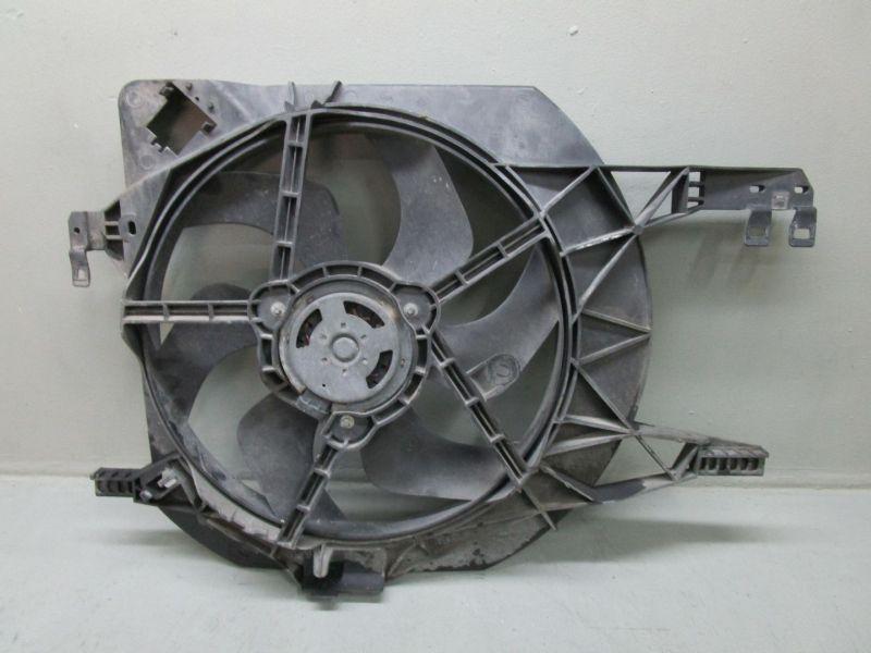 Elektromotor, Kühlerlüfter OPEL VIVARO COMBI (J7) 1.9 DI