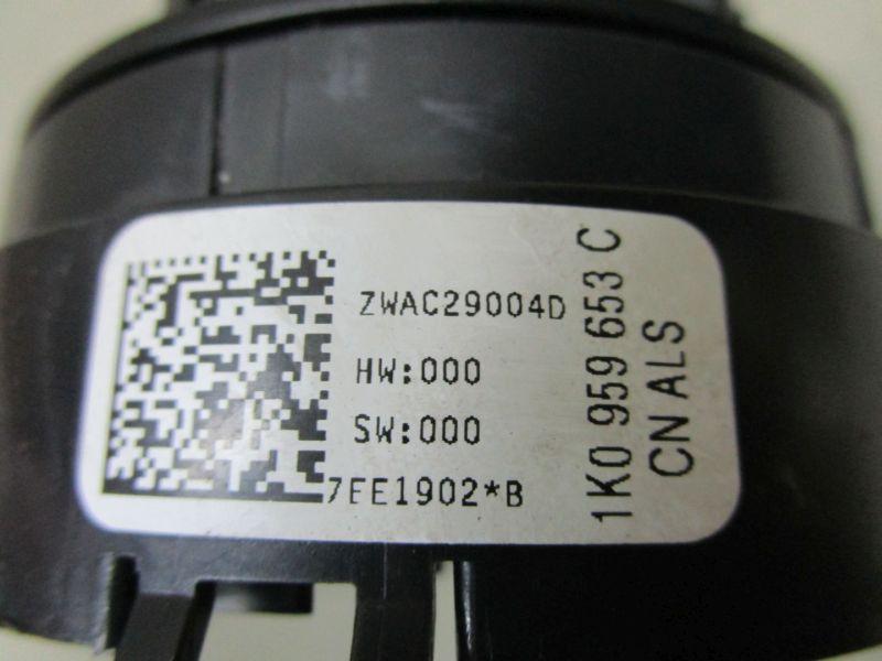 Airbag Schleifring Wickelfeder VW CADDY III 3 03-10 2K