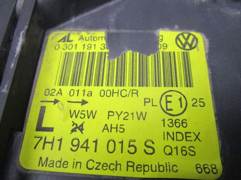Scheinwerfer links originalVW T5 V PRITSCHE 03-09
