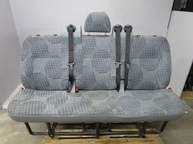Rücksitzbank 3 Sitzer (´06-´14)FORD TRANSIT BUS 2.2 TDCI