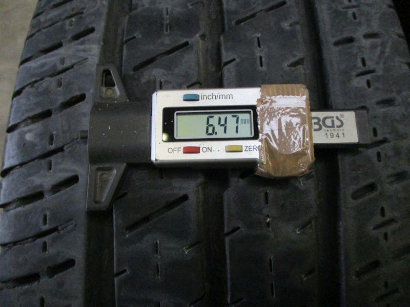 Komplettradsatz Stahlfelgen CONTINENTAL 225/ 70 R15 cMERCEDES SPRINTER (903) 313 CDI 95-06