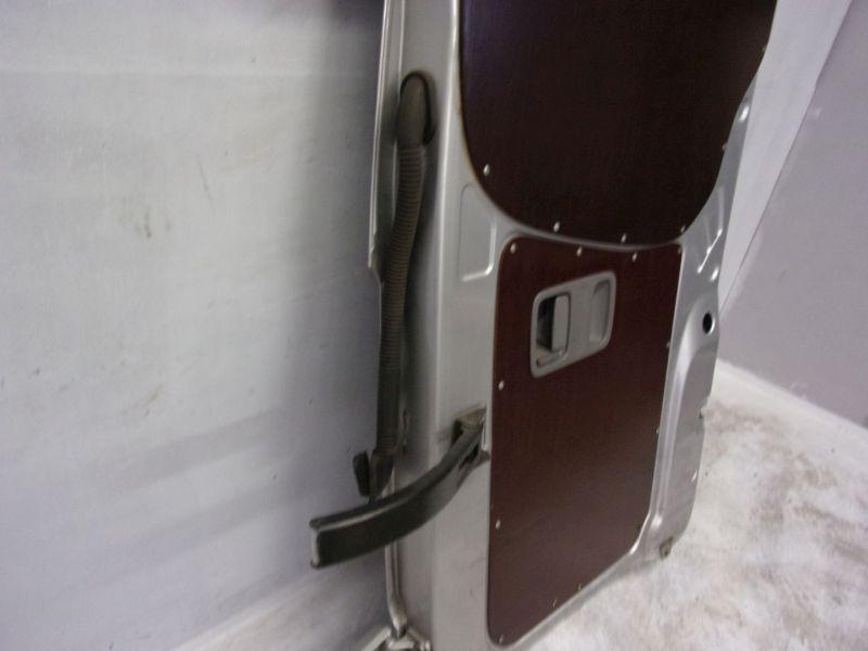Tür Türe rechts hinten SilberMERCEDES SPRINTER (906) 315 CDI
