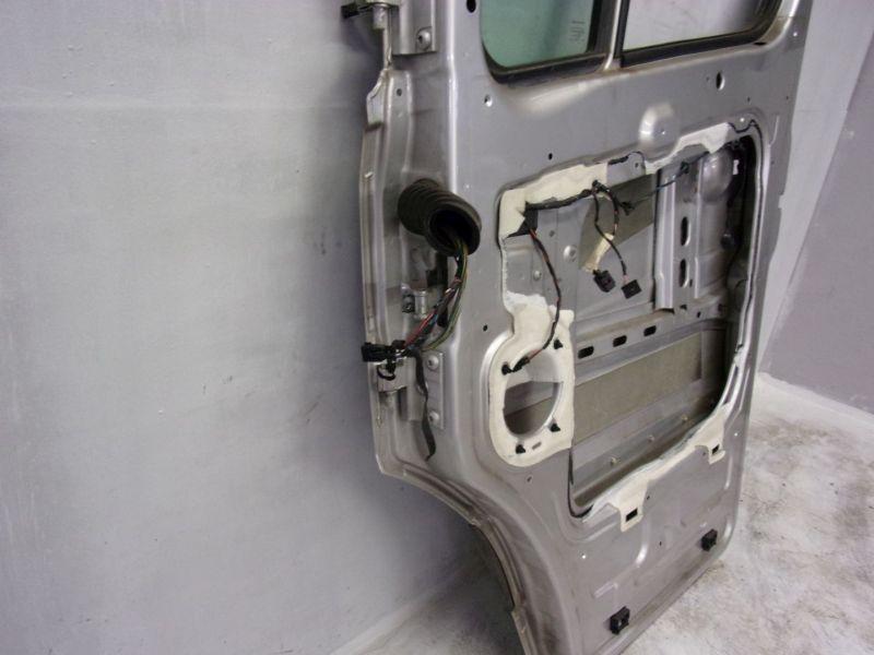 Tür Türe rechts vorn SilberMERCEDES SPRINTER (906) 315 CDI