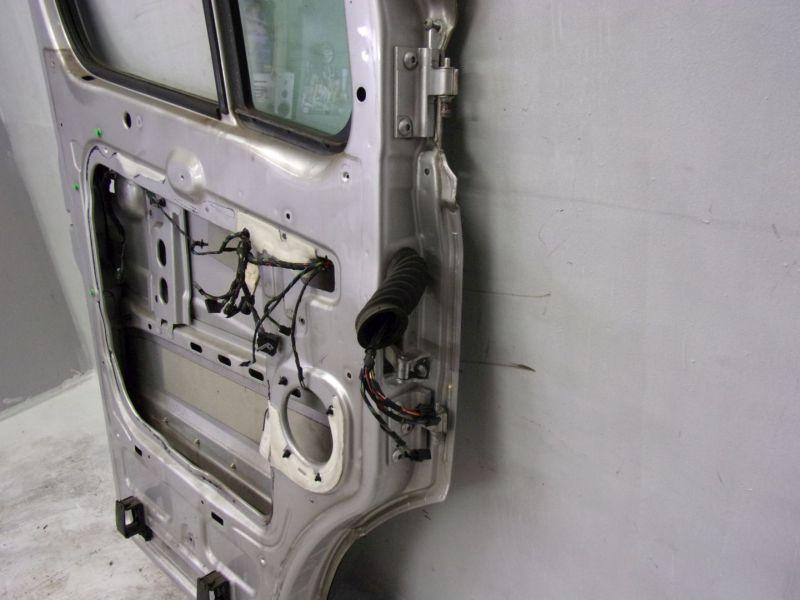 Tür Türe links vorn SilberMERCEDES SPRINTER (906) 315 CDI