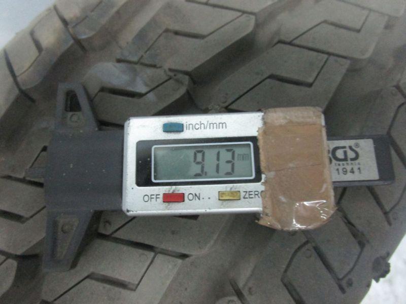 Reifen auf Stahlfelge Sommerreifen CONTINENTAL 205/70 R 15CFÜR IVECO DAILY III 29 L 12 V 02-07