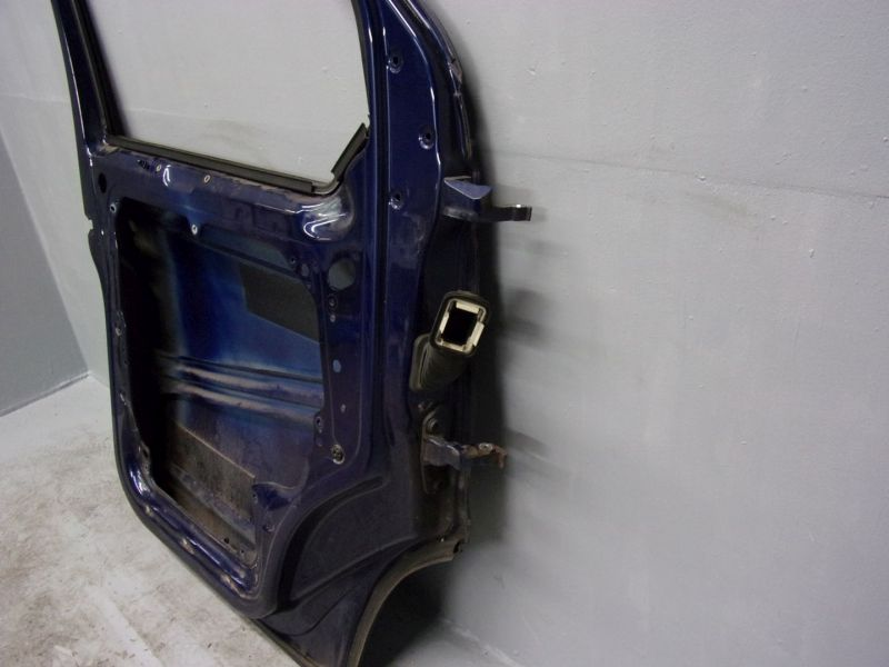 Tür Türe links vorn LD5Q ShadowblueVW MULTIVAN T5 V 03-09