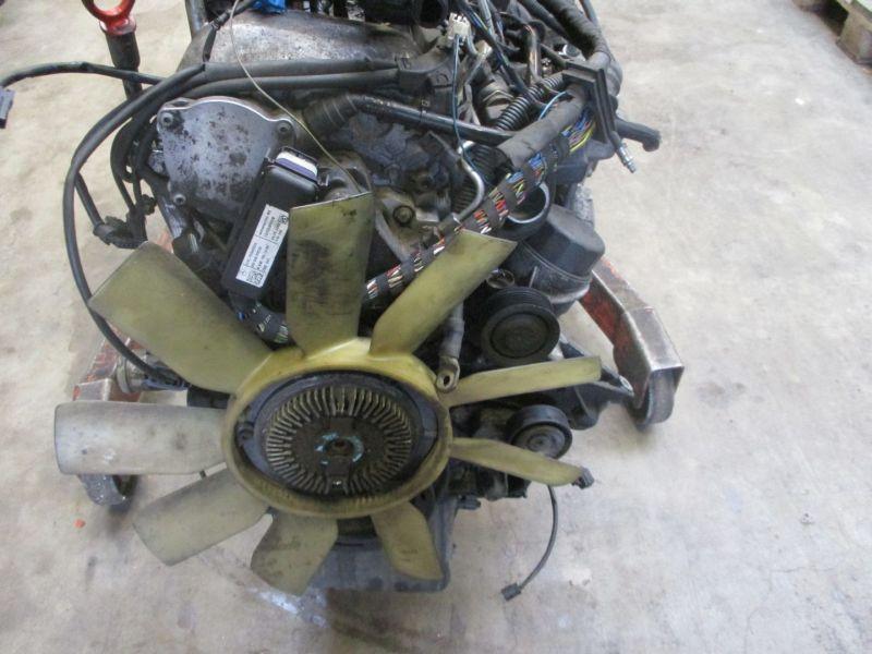 Motor (Diesel) Engine OM 646.982MERCEDES VITO BUS (W639) 111 CDI