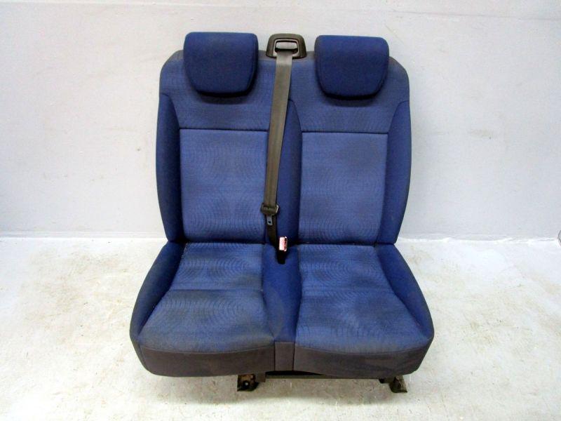 Sitzbank 2. Reihe Links BlauFIAT SCUDO COMBINATO (220P) 2.0 JTD