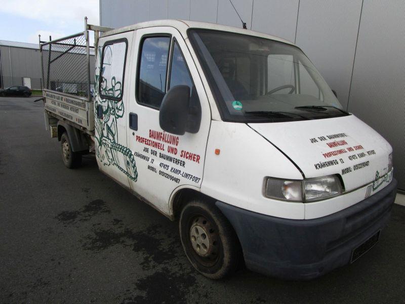 FIAT DUCATO KASTEN (230L) 2.8 TDI