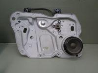 Fensterheber links manuell<br>VW CADDY III 3 2K 03-10